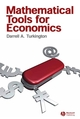 Mathematical Tools for Economics (EHEP001006) cover image
