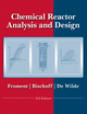 Chemical Reactor Analysis and Design, 3rd Edition (EHEP001806) cover image