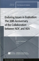 Enduring Issues in Evaluation: The 20th Anniversary of the Collaboration between NDE and AEA: New Directions for Evaluation, Number 114 (0470179007) cover image