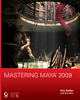 Mastering Maya 2009 (0470392207) cover image