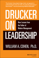 Drucker on Leadership: New Lessons from the Father of Modern Management  (0470405007) cover image