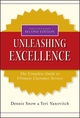 Unleashing Excellence: The Complete Guide to Ultimate Customer Service, 2nd Edition (0470503807) cover image