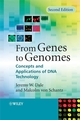 From Genes to Genomes: Concepts and Applications of DNA Technology, 2nd Edition (0470518707) cover image