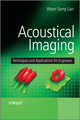 Acoustical Imaging: Techniques and Applications for Engineers (0470661607) cover image