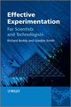 Effective Experimentation: For Scientists and Technologists (0470684607) cover image