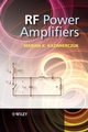 RF Power Amplifiers (0470699507) cover image