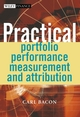 Practical Portfolio Performance Measurement and Attribution (0470856807) cover image