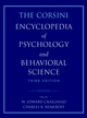The Corsini Encyclopedia of Psychology and Behavioral Science, 4 Volume Set, 3rd Edition (0471244007) cover image