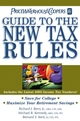 PricewaterhouseCoopers' Guide to the New Tax Rules  (0471446807) cover image