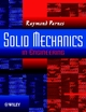 Solid Mechanics in Engineering (0471493007) cover image
