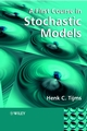 A First Course in Stochastic Models (0471498807) cover image