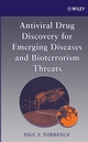 Antiviral Drug Discovery for Emerging Diseases and Bioterrorism Threats (0471716707) cover image