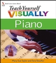 Teach Yourself VISUALLY Piano (0471749907) cover image
