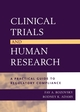 Clinical Trials and Human Research: A Practical Guide to Regulatory Compliance (0787965707) cover image