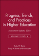 Assessment Update: Progress, Trends, and Practices in Higher Education, Volume 15, Number 4, 2003 (0787972207) cover image