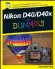 Nikon D40/D40x For Dummies (1118052307) cover image