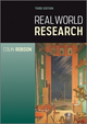 Real World Research, 3rd Edition (1118531507) cover image