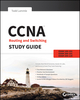 CCNA Routing and Switching Study Guide: Exams 100-101, 200-101, and 200-120 (1118749707) cover image
