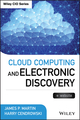 Cloud Computing and Electronic Discovery (1118764307) cover image