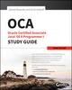OCA: Oracle Certified Associate Java SE 8 Programmer I Study Guide: Exam 1Z0-808 (1118957407) cover image