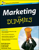 Marketing For Dummies, 3rd UK Edition (1119966507) cover image