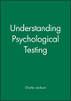 Understanding Psychological Testing (1854332007) cover image