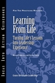 Learning from Life: Turning Life's Lessons into Leadership Experience (1882197607) cover image
