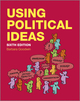 Using Political Ideas, 6th Edition (EHEP003107) cover image