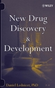 New Drug Discovery and Development (0470007508) cover image