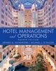 Hotel Management and Operations, 4th Edition (0470073608) cover image