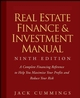 Real Estate Finance and Investment Manual, 9th Edition (0470260408) cover image