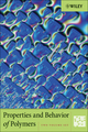 Properties and Behavior of Polymers, 2 Volume Set (0470596708) cover image