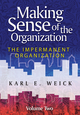 Making Sense of the Organization: Volume 2: The Impermanent Organization (0470742208) cover image