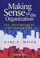 Making Sense of the Organization, Volume 2: The Impermanent Organization (0470742208) cover image