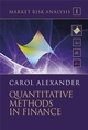Market Risk Analysis, Volume I, Quantitative Methods in Finance (0470998008) cover image
