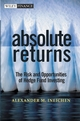 Absolute Returns: The Risk and Opportunities of Hedge Fund Investing (0471251208) cover image