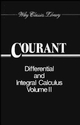 Differential and Integral Calculus, Volume 2 (0471608408) cover image