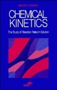 Chemical Kinetics: The Study of Reaction Rates in Solution (0471720208) cover image