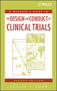 A Manager's Guide to the Design and Conduct of Clinical Trials, 2nd Edition (0471788708) cover image