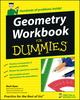 Geometry Workbook For Dummies (0471799408) cover image
