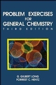 Problem Exercises for General Chemistry: Principles and Structure, 3rd Edition (0471828408) cover image