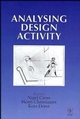 Analysing Design Activity (0471960608) cover image