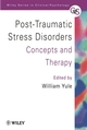 Post-Traumatic Stress Disorders: Concepts and Therapy (0471970808) cover image