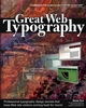 Great Web Typography (0764537008) cover image