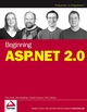 Beginning ASP.NET 2.0 (0764588508) cover image