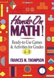 Hands-On Math!: Ready-To-Use Games and Activities For Grades 4-8 (0787967408) cover image
