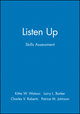 Listen Up: Skills Assessment, One-day Answer Form A (0883905108) cover image
