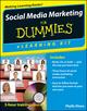 Social Media Marketing eLearning Kit For Dummies (1118034708) cover image