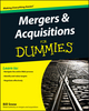 Mergers and Acquisitions For Dummies (1118077008) cover image