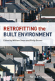 Retrofitting the Built Environment (1118273508) cover image